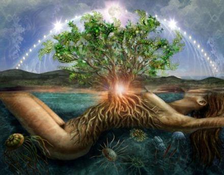 Aarde Moeder en Zonnewende
